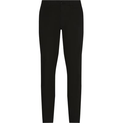 Sid Pant Tapered fit | Sid Pant | Sort